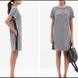 Madewell Panorama Melbourne Shirt Midi Dress